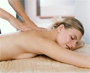 upper back massage st clair west forest hill toronto