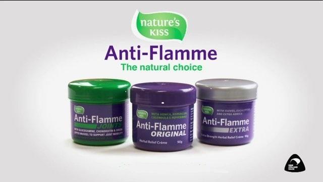 antiflamme