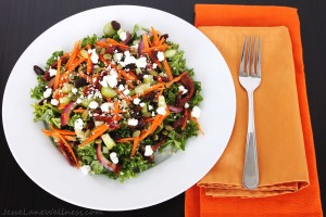 quinoa salad recipe holistic nutrition