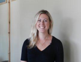 Physiotherapist – Amy Gildner