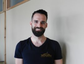 Massage Therapist – Ryan Davis