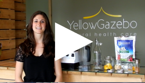 Smoothie Recipe: The Yellow Gazebo Smoothie holistic nutrition st clair west forest hill toronto