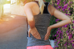 massage therapy for back pain st clair west toronto