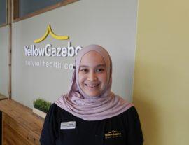 Massage Therapist – Siti (Sulma) Zahedi